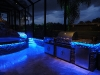 led outdoor kitchen lighting